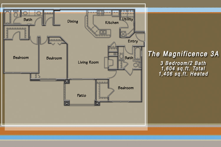 brilliant 3 bedroom condo floor plans. View area map here  Belleza condominiums at Ponte Vedra Florida