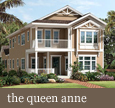 Queen Anne Plan