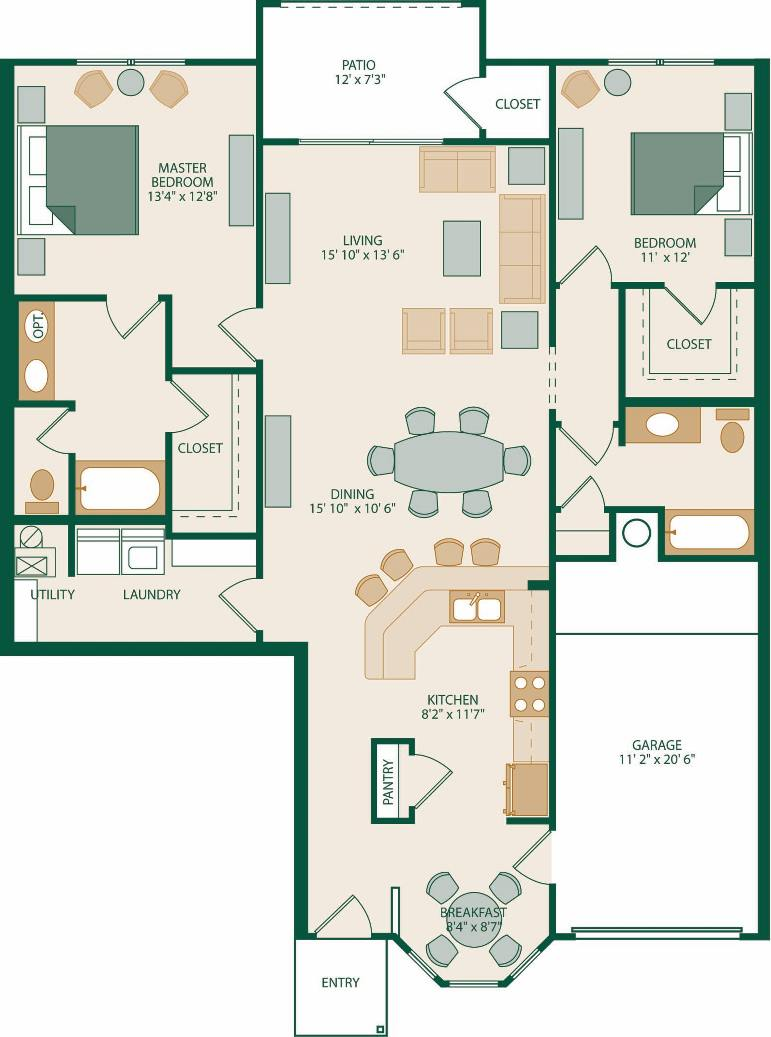 1000 images about floor plans on pinterest for 14x24 cabin plans