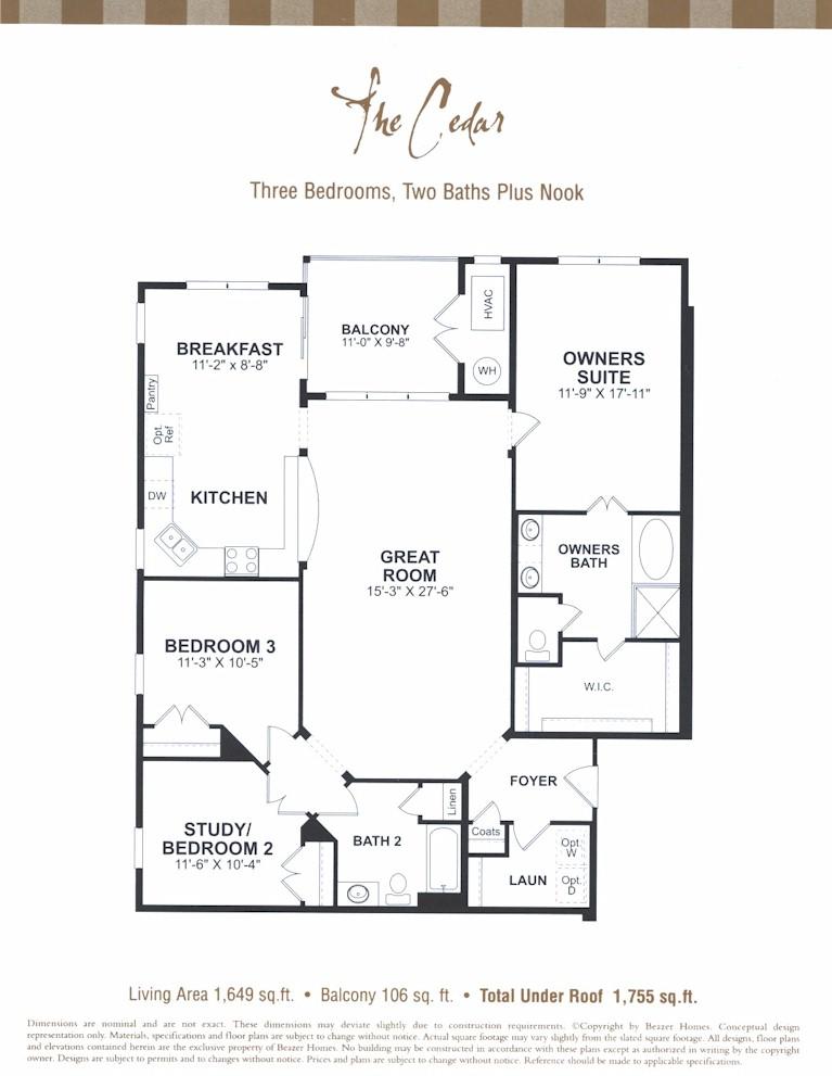 Deerwood Place Condominiums In Jacksonville Florida