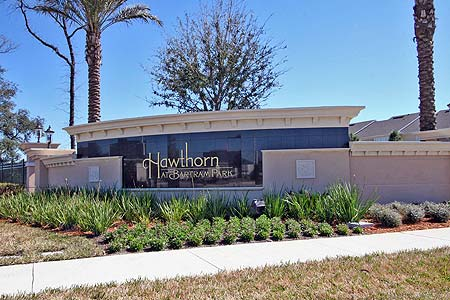 Hawthorn at Bartram Park