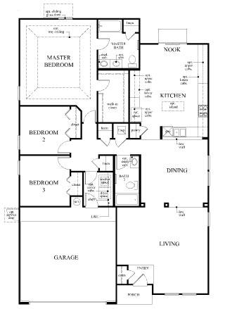 View Floor Plan 2089