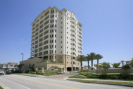 Marbella Condominiums in Jacksonville Beach, Florida