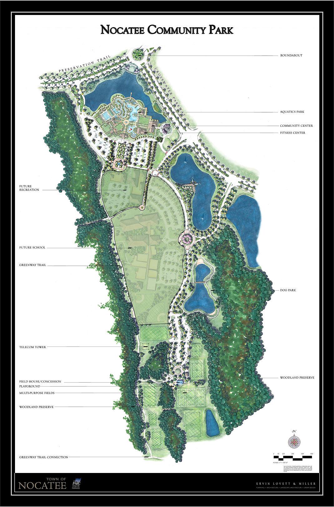 Nocatee Community In Ponte Vedra Florida