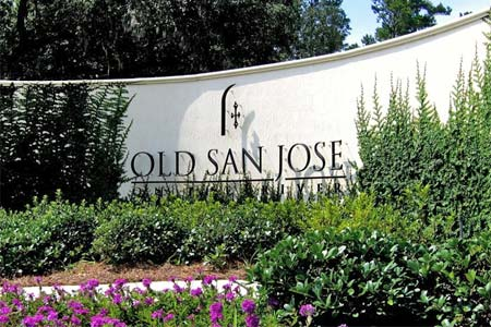 Old San Jose on the River